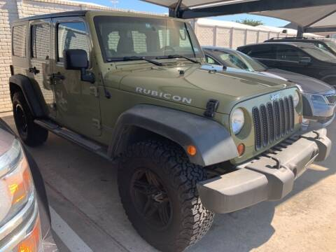 2013 Jeep Wrangler Unlimited for sale at Excellence Auto Direct in Euless TX