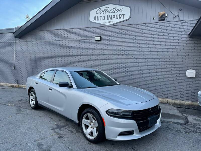 2016 Dodge Charger for sale at Collection Auto Import in Charlotte NC