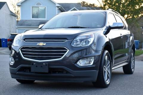 2016 Chevrolet Equinox for sale at Wheel Deal Auto Sales LLC in Norfolk VA