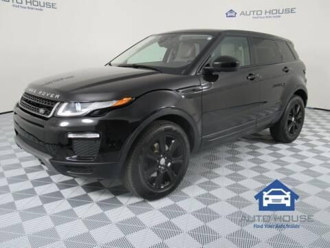 2016 Land Rover Range Rover Evoque for sale at AUTO HOUSE TEMPE in Tempe AZ