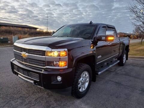 2015 Chevrolet Silverado 3500HD for sale at Group Wholesale, Inc in Post Falls ID