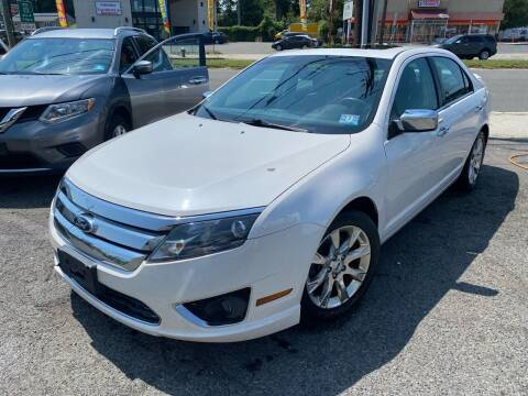 2012 Ford Fusion for sale at MFT Auction in Lodi NJ