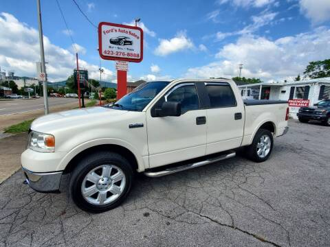 2008 Ford F-150 for sale at Ford's Auto Sales in Kingsport TN