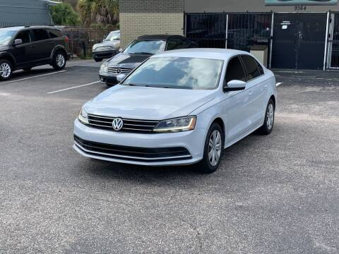2017 Volkswagen Jetta for sale at GREAT DEAL AUTO in Tampa FL