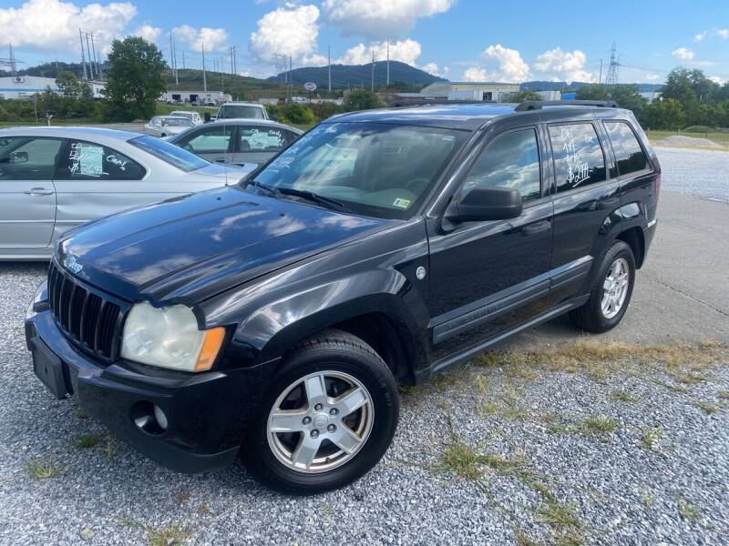 2006 Jeep Grand Cherokee for sale at Bailey's Auto Sales in Cloverdale VA