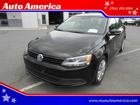 2014 Volkswagen Jetta for sale at Auto America in Monroe NC