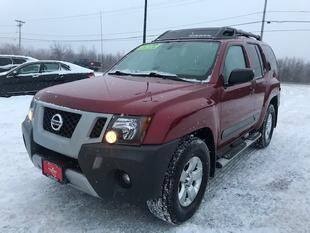 2010 Nissan Xterra for sale at FUSION AUTO SALES in Spencerport NY