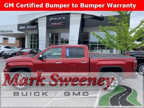 2018 GMC Sierra 1500 for sale at Mark Sweeney Buick GMC in Cincinnati OH