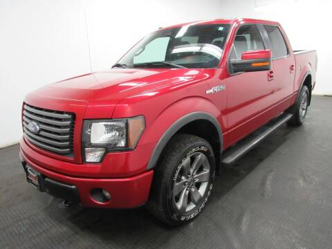 2011 Ford F-150 for sale at Automotive Connection in Fairfield OH