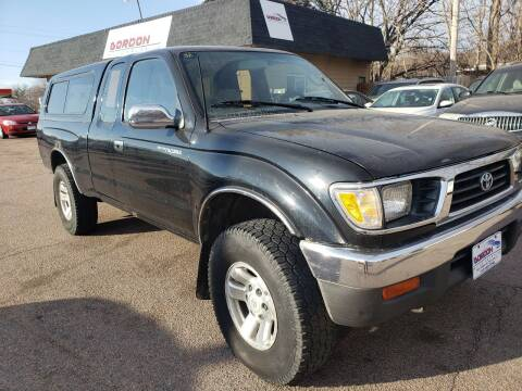 1995 Toyota Tacoma for sale at Gordon Auto Sales LLC in Sioux City IA