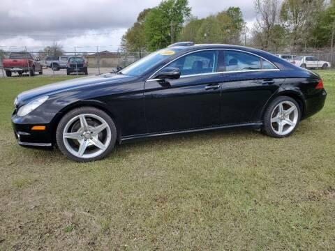 2010 Mercedes-Benz CLS for sale at CAPITOL AUTO SALES LLC in Baton Rouge LA