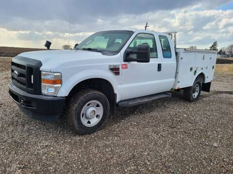 2008 Ford F-350 Super Duty for sale at BROTHERS AUTO SALES in Eagle Grove IA