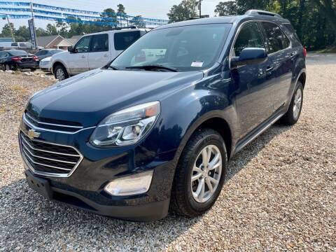 2017 Chevrolet Equinox for sale at Southeast Auto Inc in Walker LA