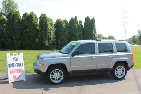 2015 Jeep Patriot for sale at D & B Auto Sales LLC in Washington MI