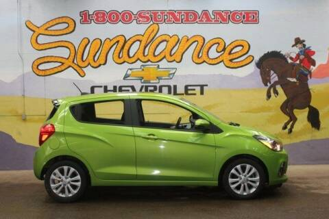 2016 Chevrolet Spark for sale at Sundance Chevrolet in Grand Ledge MI
