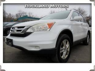 2010 Honda CR-V for sale at Rockland Automall - Rockland Motors in West Nyack NY