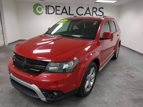 2017 Dodge Journey for sale at Ideal Cars East Mesa in Mesa AZ