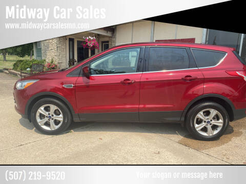 2014 Ford Escape for sale at Midway Car Sales in Austin MN