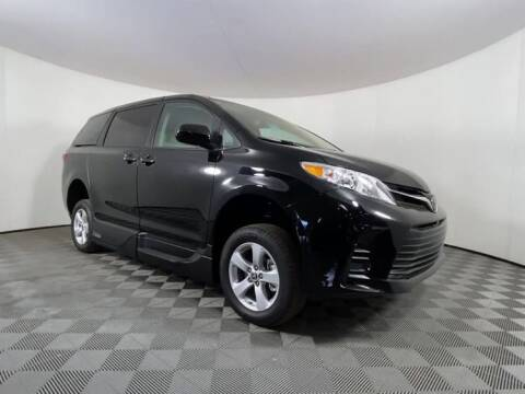 2020 Toyota Sienna for sale at AMS Vans in Tucker GA