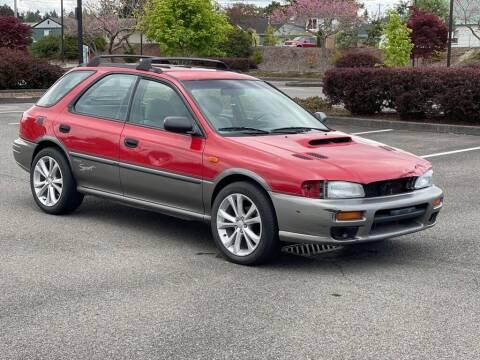 1997 Subaru Impreza for sale at Q Motors in Tacoma WA