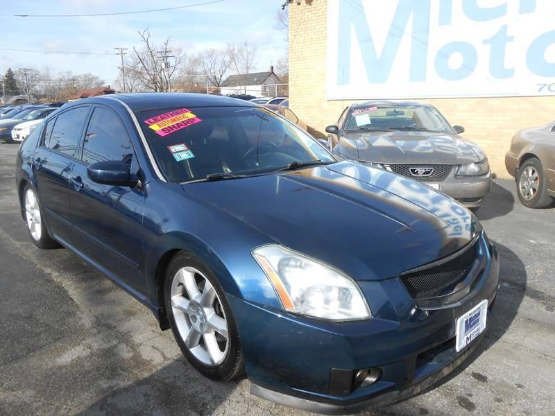 2008 Nissan Maxima for sale at Michael Motors in Harvey IL