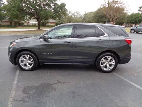 2018 Chevrolet Equinox for sale at BALKCUM AUTO INC in Wilmington NC