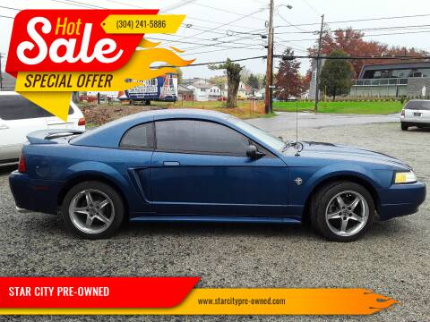 1999 Ford Mustang for sale at STAR CITY PRE-OWNED in Morgantown WV