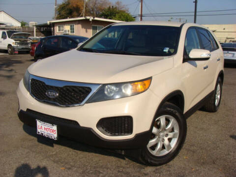 2011 Kia Sorento for sale at L.A. Motors in Azusa CA