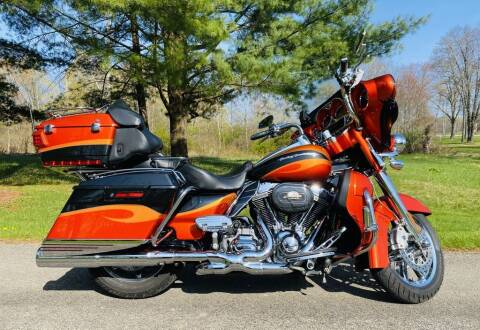2013 Harley-Davidson® FLHTCUSE8 - CVO™ Ultra C for sale at Street Track n Trail in Conneaut Lake PA