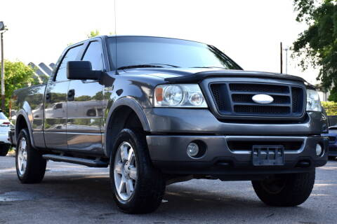 2007 Ford F-150 for sale at Wheel Deal Auto Sales LLC in Norfolk VA