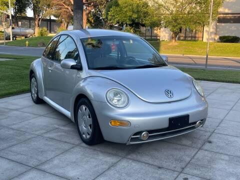 2001 Volkswagen New Beetle for sale at Top Motors in San Jose CA