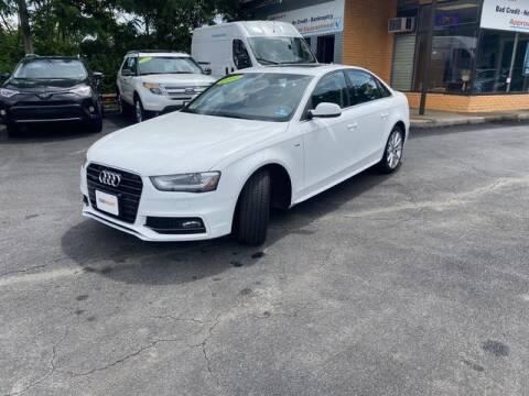 2014 Audi A4 for sale at CARMART Of New Castle in New Castle DE