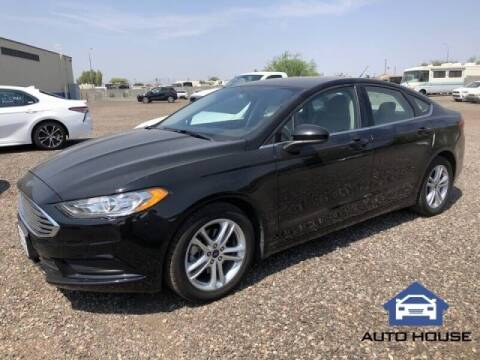 2018 Ford Fusion for sale at MyAutoJack.com @ Auto House in Tempe AZ