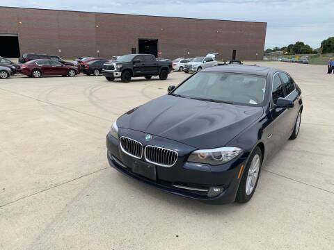 2011 BMW 5 Series for sale at Best Cars R Us LLC in Irvington NJ