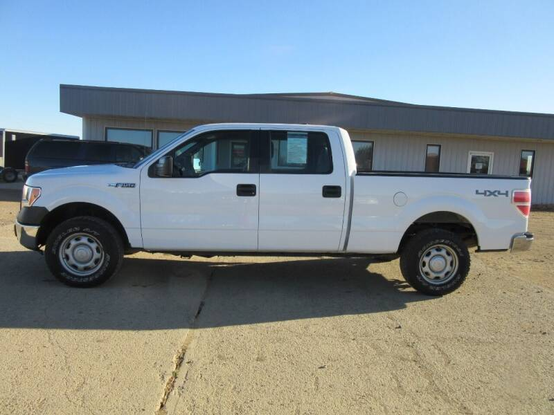 2012 Ford F-150 for sale at Nore's Auto & Trailer Sales - Vehicles in Kenmare ND