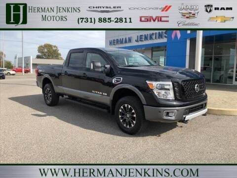 2017 Nissan Titan XD for sale at Herman Jenkins Used Cars in Union City TN