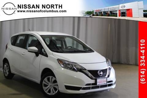 2019 Nissan Versa Note for sale at Auto Center of Columbus in Columbus OH