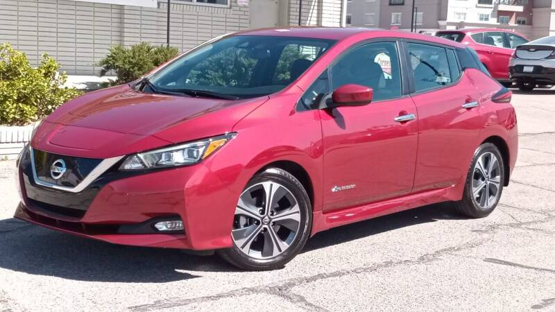 2018 Nissan LEAF for sale at Clean Fuels Utah - SLC in Salt Lake City UT
