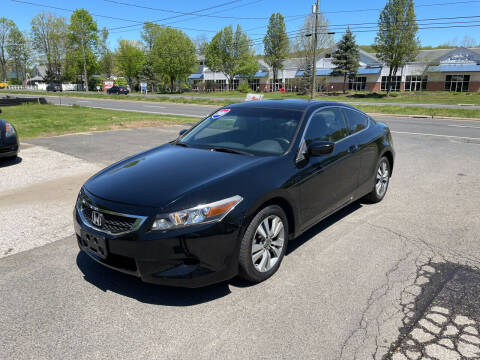 2009 Honda Accord for sale at Candlewood Valley Motors in New Milford CT
