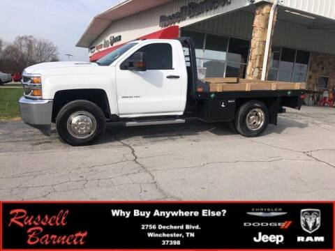 2018 Chevrolet Silverado 1500 SS Classic for sale at Russell Barnett Chrysler Dodge Jeep Ram in Winchester TN