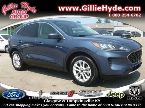 2020 Ford Escape for sale at Gillie Hyde Auto Group in Glasgow KY