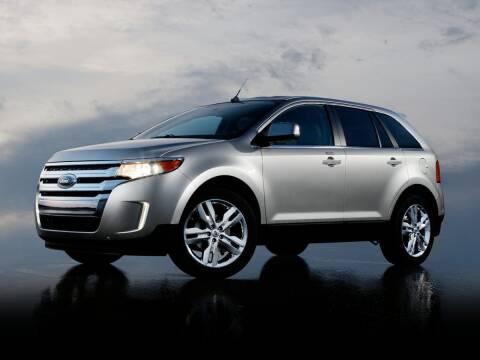 2014 Ford Edge for sale at Bill Gatton Used Cars - BILL GATTON ACURA MAZDA in Johnson City TN