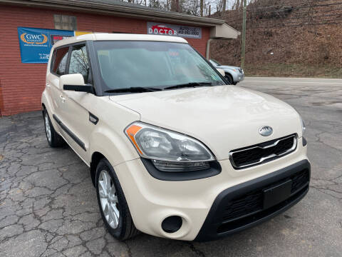 2013 Kia Soul for sale at Doctor Auto in Cecil PA