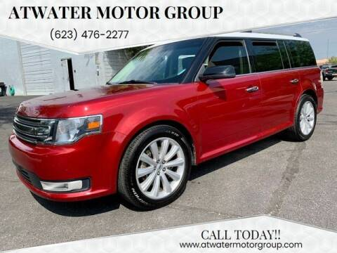 2015 Ford Flex for sale at Atwater Motor Group in Phoenix AZ