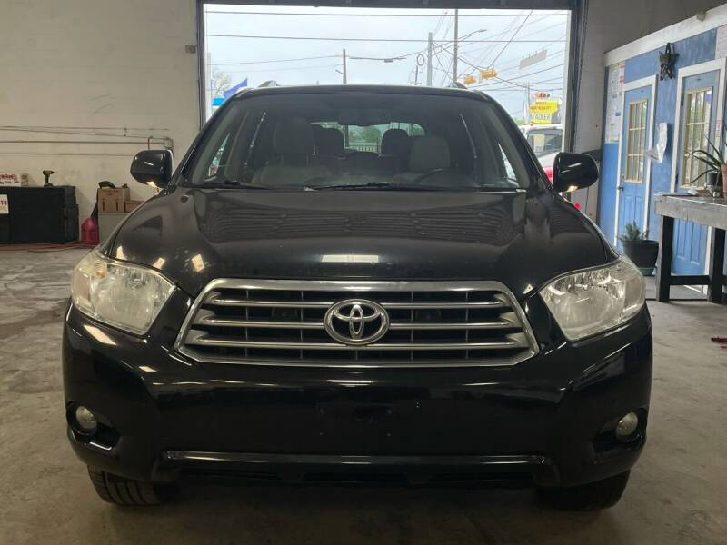 2008 Toyota Highlander for sale at Ricky Auto Sales in Houston TX