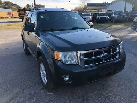 2008 Ford Escape for sale at ATLANTA AUTO WAY in Duluth GA