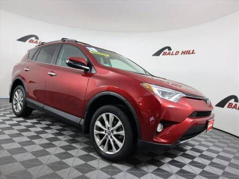 2018 Toyota RAV4 for sale at Bald Hill Kia in Warwick RI