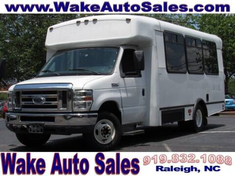 2011 Ford E-Series Chassis for sale at Wake Auto Sales Inc in Raleigh NC