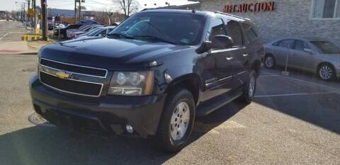 2012 Chevrolet Suburban for sale at MFT Auction in Lodi NJ