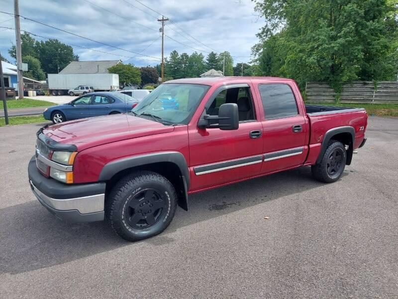 2005 Chevrolet Silverado 1500 for sale at MARIETTA MOTORS LLC in Marietta OH